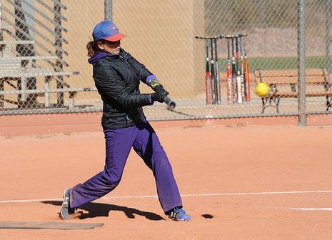 Prescott Senior Softball